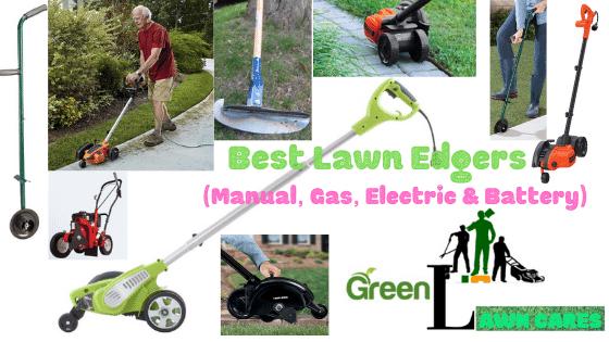 Best Lawn Edgers