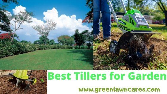 Best Tillers for Garden
