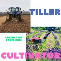 Difference Between Tiller and Cultivator